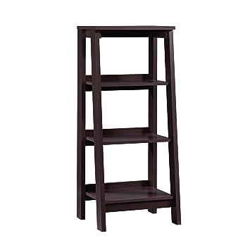 Amazon.com: Sauder caballete tres estante estantería ...