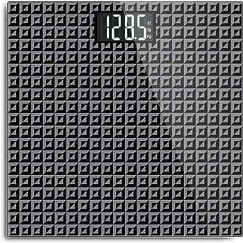 CUSINAID Digital Body Weight Bathroom Scale with Step-on Technology