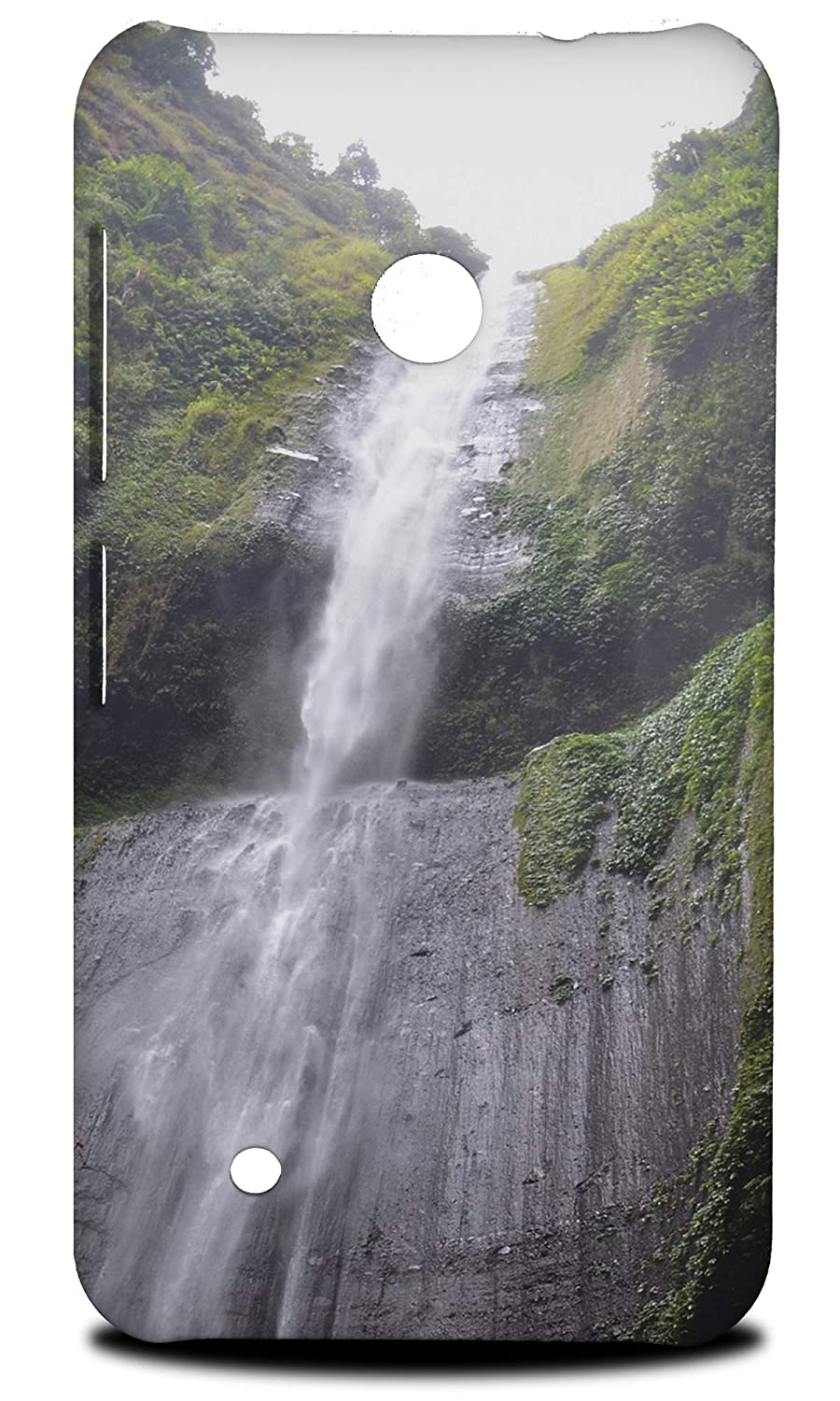 Amazon com: Waterfall River Lake 8 Hard Phone Case Cover for