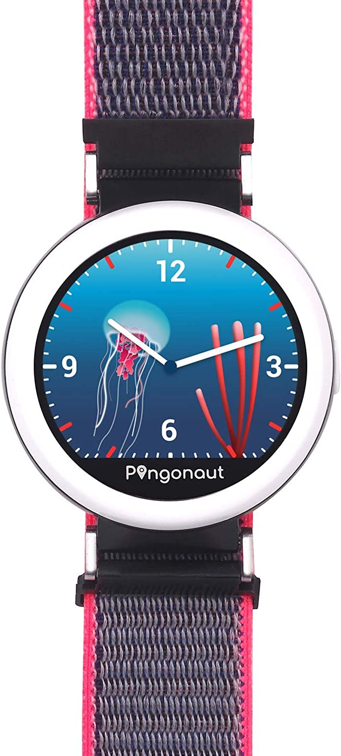 Pingonaut Kidswatch Children Watch with Telephone Function Voice Message Localization GPS