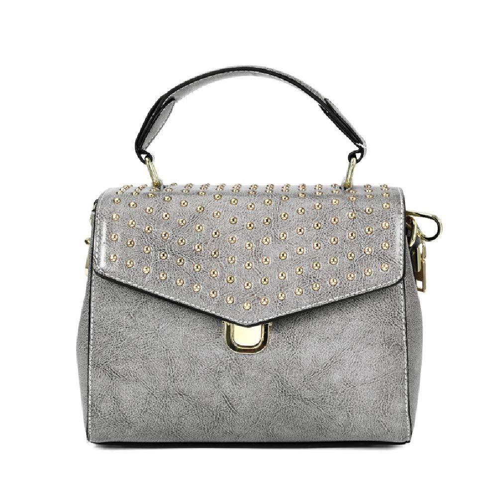 新デザイナーのハンドバッグ、レディースハンドバッグPUレザー女性のための仕事、ショッピング、デート、パーティー、クリスマスバッグ B07QZBQTPH