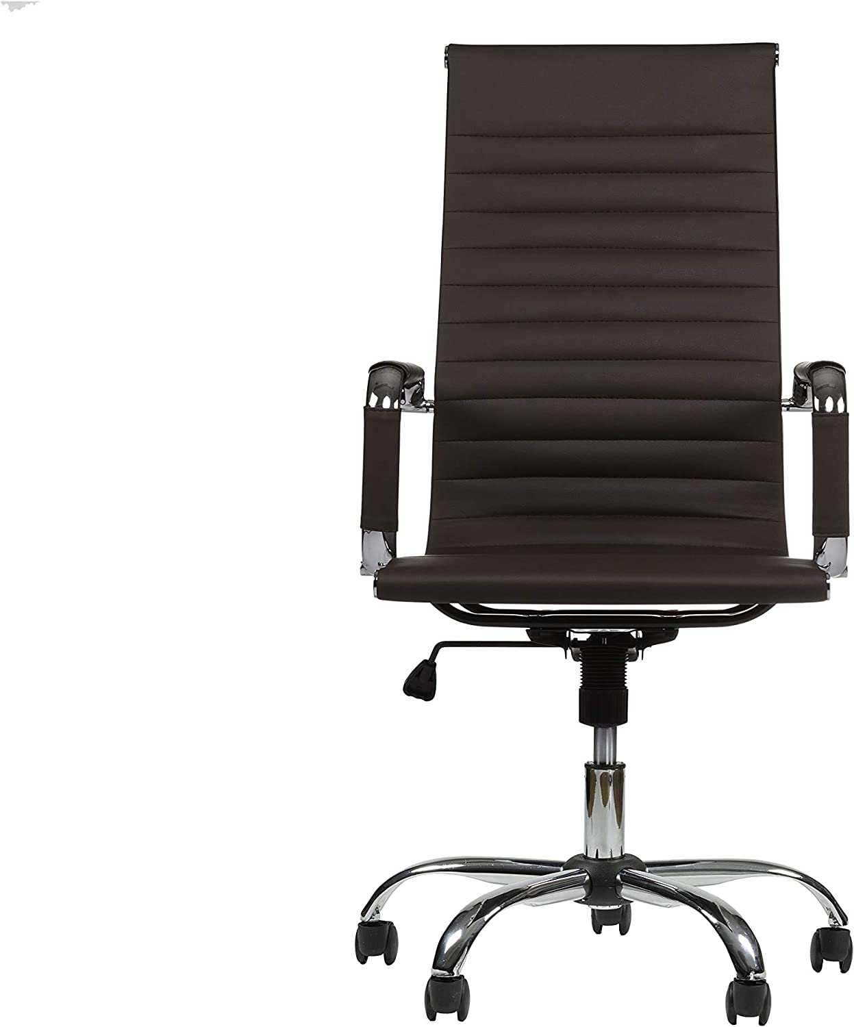 Winport Furniture W Office Chair, Brown