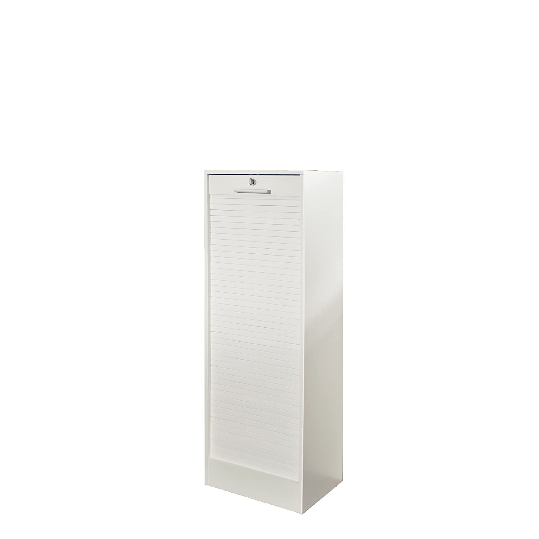 Classeur à rideaux-Blanc-106 cm-7143A2121R91