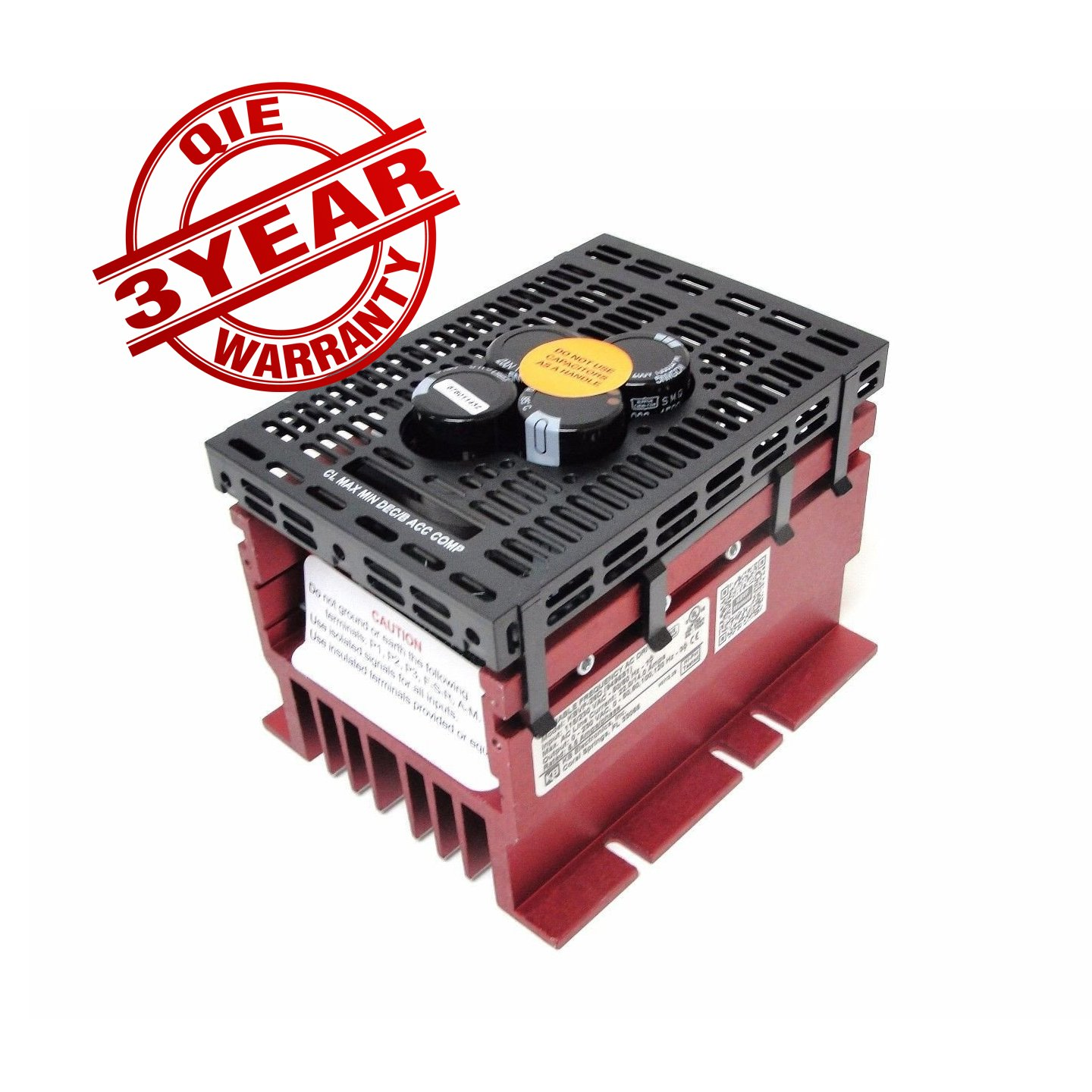 KBVF-26D (9496Q) with QIE Exclusive 3 YEAR Warranty, AC Motor Drive