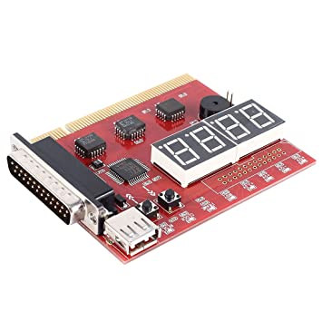 Amazon.com: USB 4-Dígitos PC LPT portátil analizador de ...