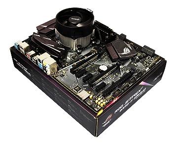 admi component bundle amd ryzen 5 2700x 4 3ghz 8 core am4 cpu asus