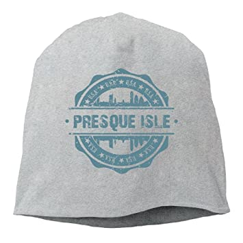 bb092c7663d77 Amazon.com   X-JUSEN Unisex Presque Isle Knit Beanies Hat