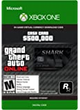 Grand Theft Auto V Bull Shark Cash Card - Xbox One [Digital Code]