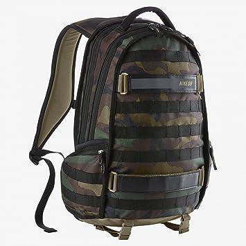 Exceder Forma del barco famoso  Nike SB Rpm Graphic Backpack - Iguana /Camo: Amazon.ca: Sports ...