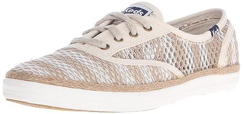 1289b9199 Keds Women s Champion Crochet Fashion Sneaker  Amazon.ca  Shoes ...