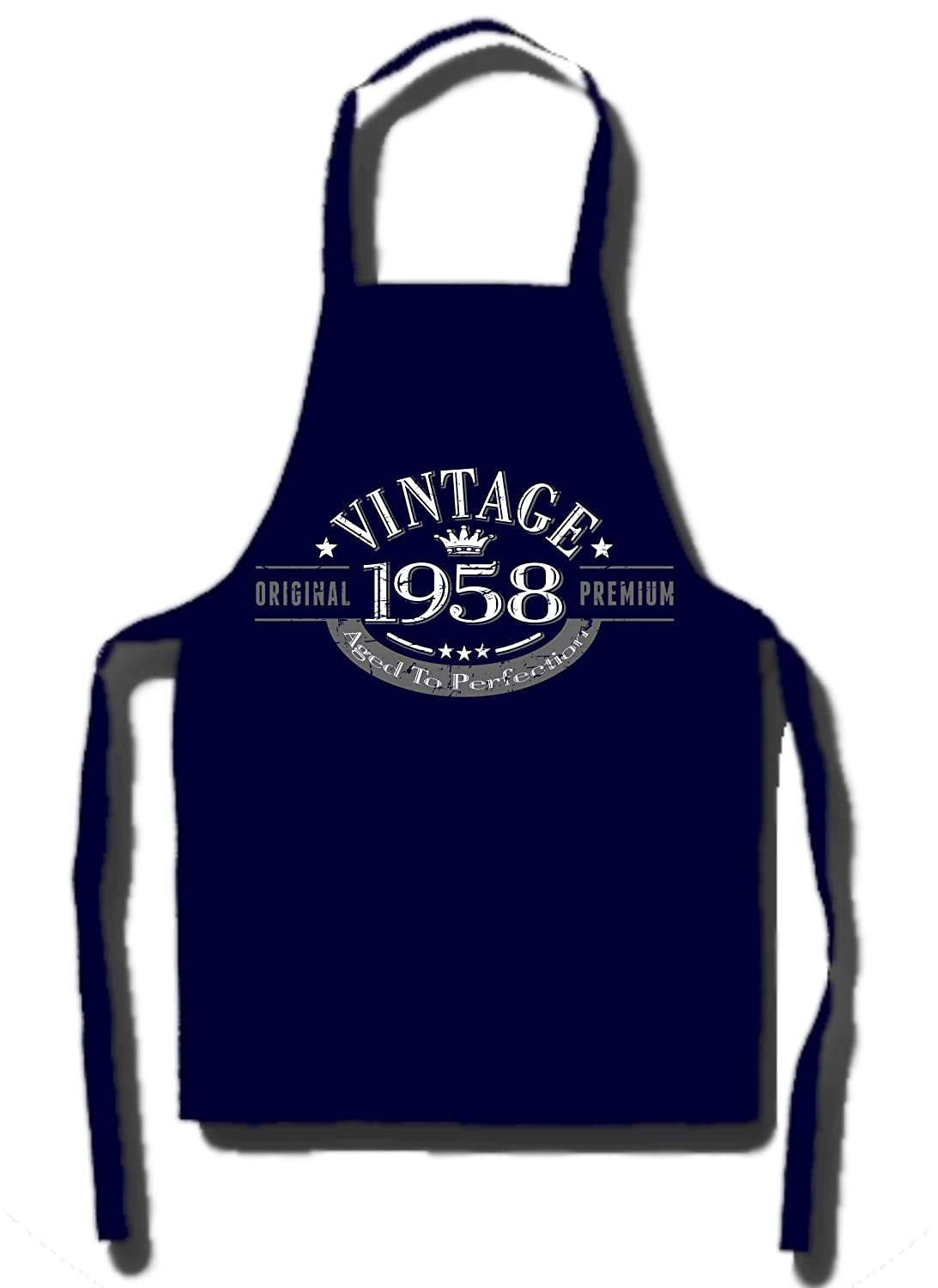 Vintage-Aged 1958 Year to Perfection regalo 58 años de ...