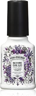product image for PooPourri Before You Go Spray, Lavender Vanilla, 2 Count of 2 Fl Oz Bottle, 4 Fl Oz