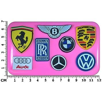 Auto Abzeichen Vw Volkswagen Bmw Mercedes Ferrari Porsche Rolls