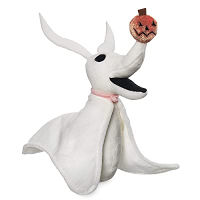 Disney Zero Plush - Tim Burton's The Nightmare Before Christmas - Mini Bean Bag: Toys & Games
