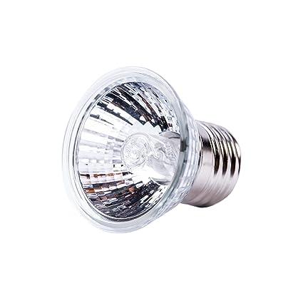 GACENT UVB Light UVA Bulb Basking Spot Lamp 110V 50W Full Spectrum Turtle  Aquarium Aquatic 6ebad51602e