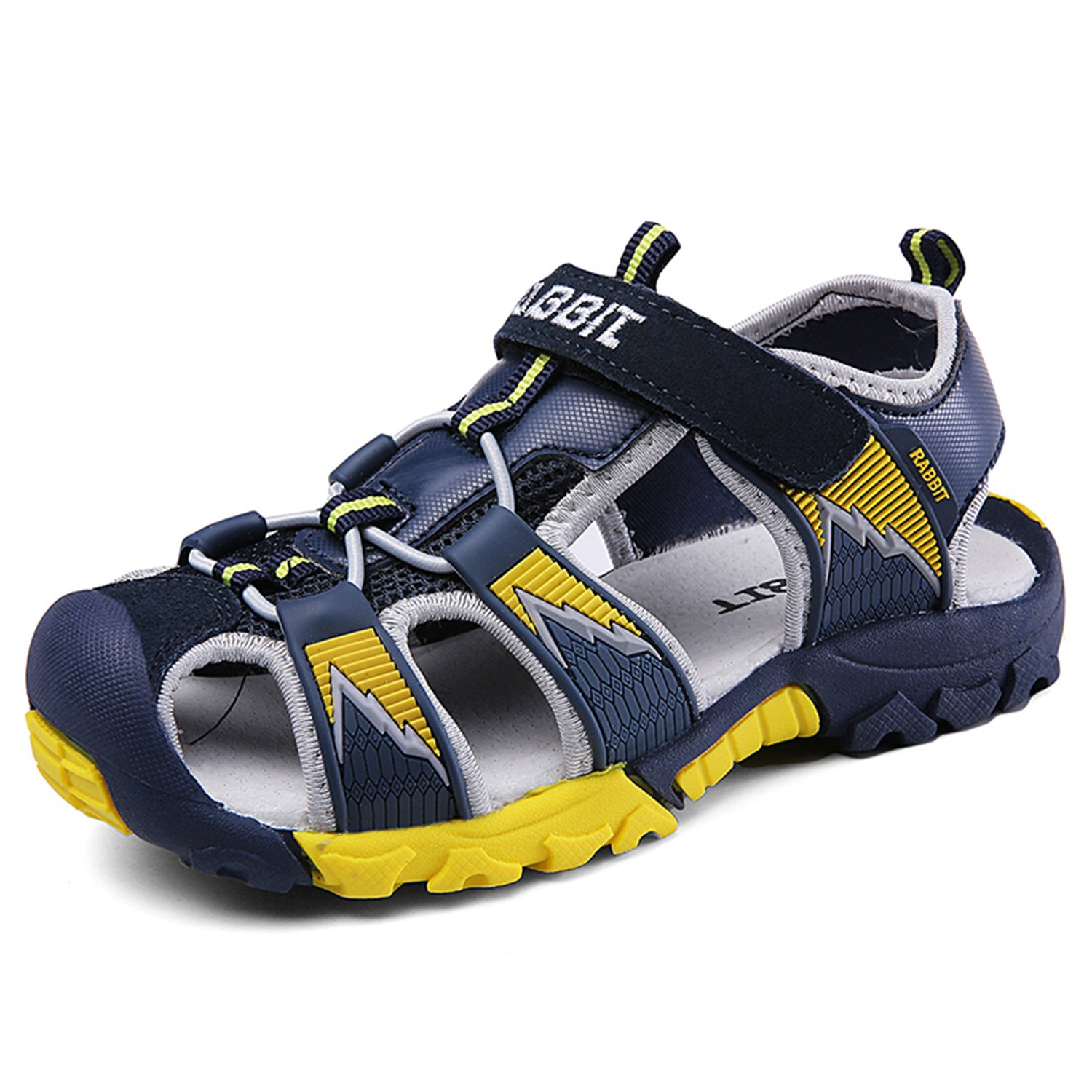 SAGUARO Boys Girls Breathable Athletic Sandals
