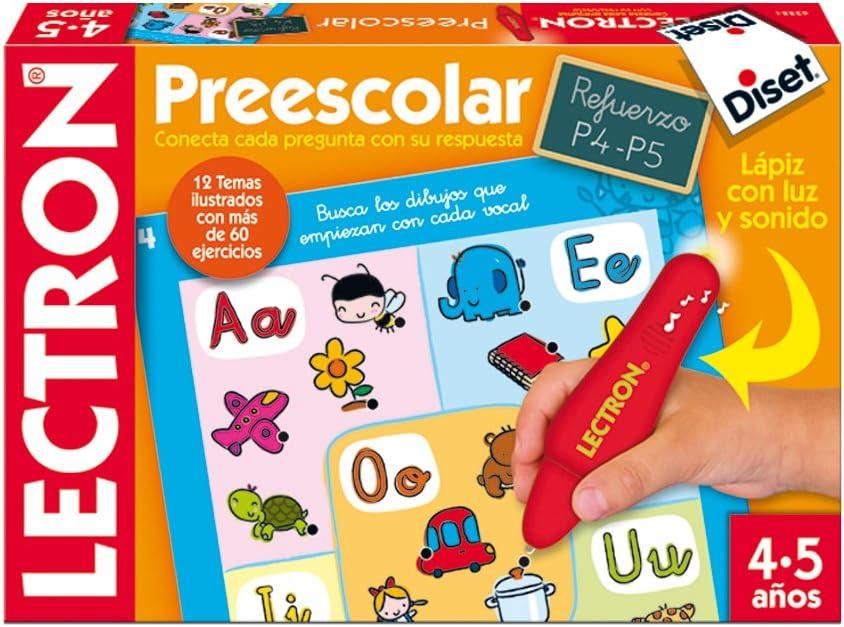 Diset - Lectron Lapiz Preescolar (63884 )