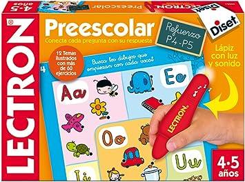 Oferta amazon: Diset- Lectron lápiz preescolar - Juego educativo a partir de 4 años