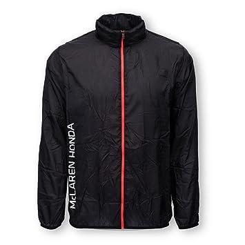 Chaqueta Ultraligera McLaren Honda Oficial Essentials: Amazon.es: Deportes y aire libre