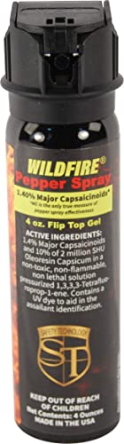 WILDFIRE 4 oz. 18 PEPPER GEL
