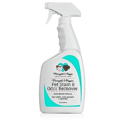 Marigold & Peppa | Professional Strength Stain and Odor Eliminator | Pet Urine Remover | Carpet