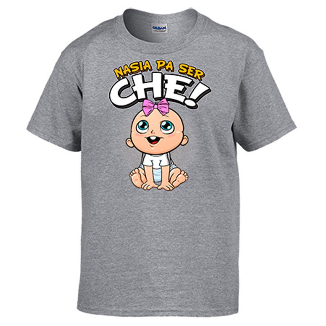 Camiseta nacida para ser Ché Valencia fútbol: Amazon.es: Ropa y accesorios