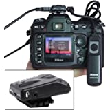 Newest Micnova GPS-N PLUS DSLR Camera GPS Receiver Navigation Geotagging for Nikon D800 D3200 D90 D7100 D5200 D4 D600 D5100 D7000 D300 D300S
