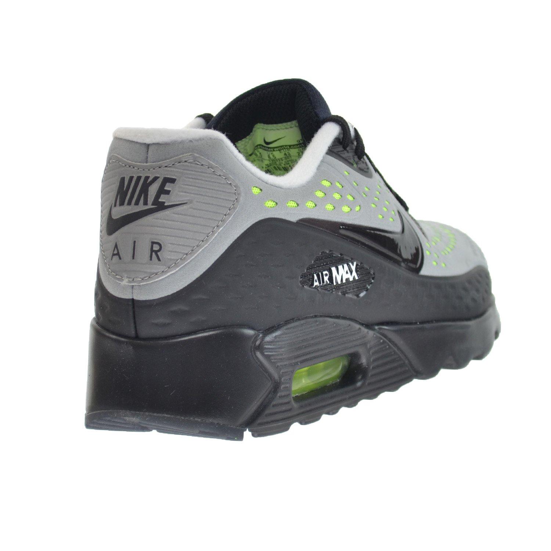 buy online 7336e b6c0c Amazon.com   Nike Air Max 90 Ultra BR Mens  Shoes Wolf Grey Black-White-Volt  725222-007 (13 D(M) US)   Running