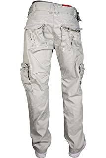 752694d9f97 Jordan Craig Casual Cargo Twill Pants at Amazon Men's Clothing store: