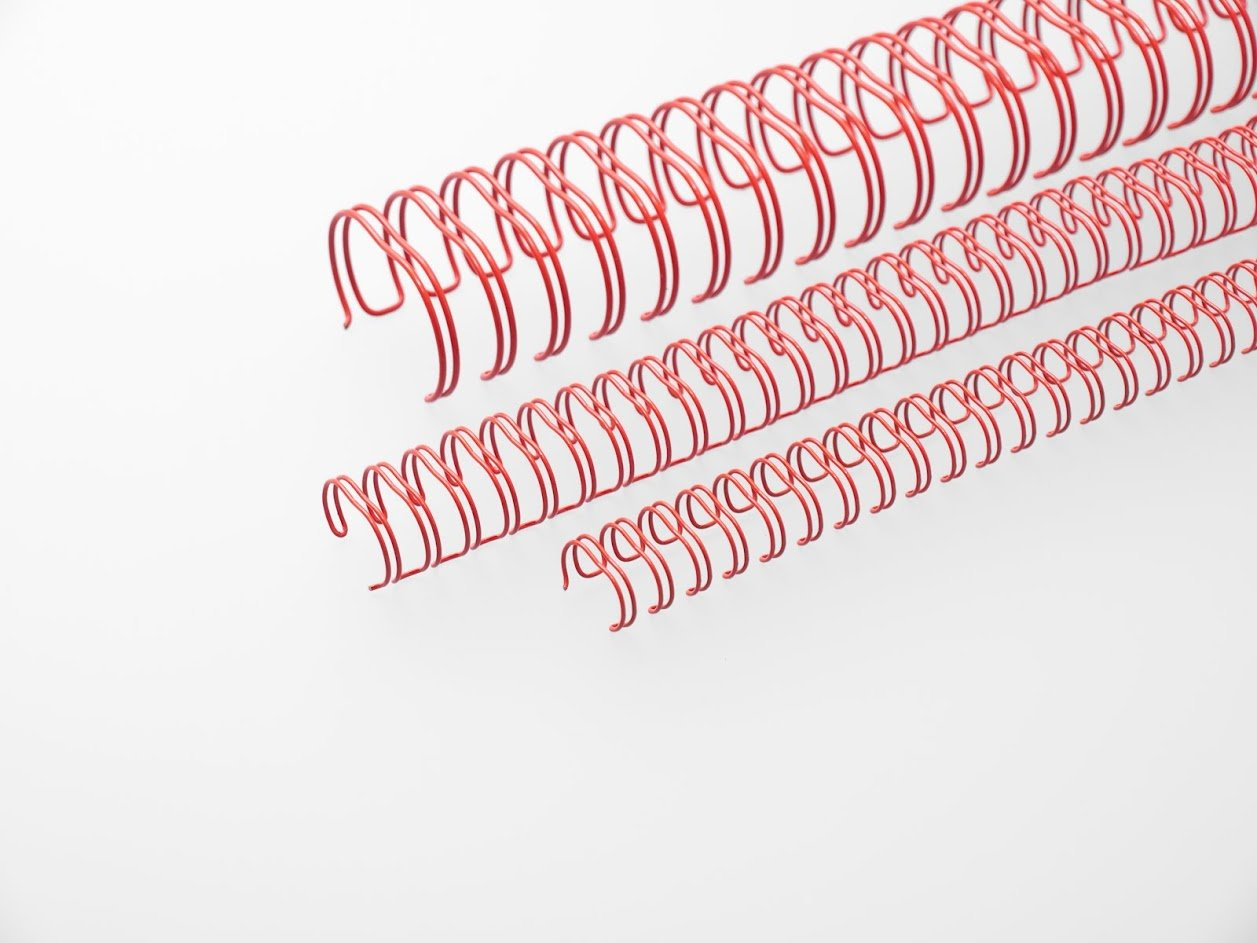 Renz 310690224 6.9 mm Ring Wire Cut Element - Red