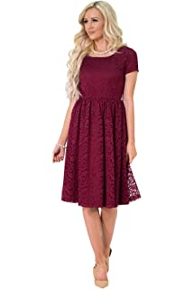 fbaddf822b39 Jen Clothing Jenna Modest Lace Dress, Modest Bridesmaid Dress or Modest  Prom Dress