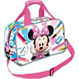 7a098f6cc579c Karactermania Minnie Mouse Bubblegum Bolsa de Deporte Infantil