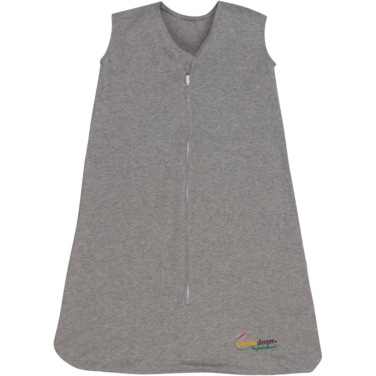 Miracle Sleeper Swaddling Blankets, Gray, Large