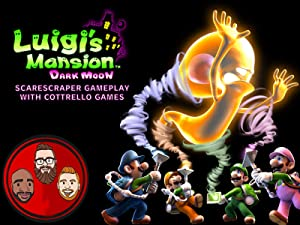 Amazon Com Watch Luigi S Mansion Dark Moon Scarescraper