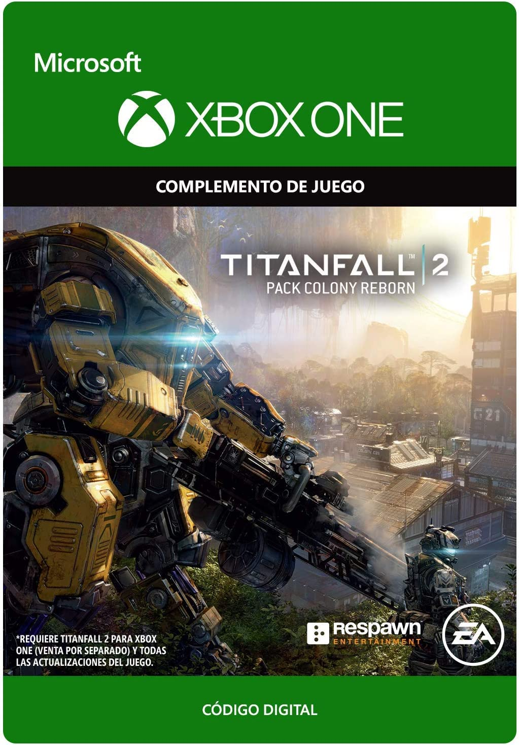 Electronic Arts - Titanfall 2: Amazon.es: Videojuegos