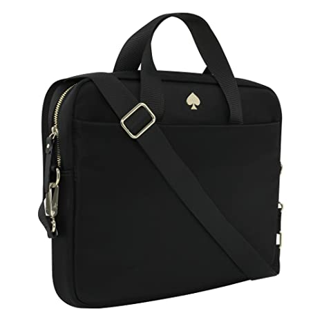 exclusive range price remains stable new cheap kate spade new york Nylon Laptop Bag fits Most 13 Inch Apple ...