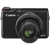 Canon Powershot G7 X Mark Ii Fotoğraf Makinesi, Full HD (1080p), Siyah, 2 Yıl Canon Eurasia Garantili