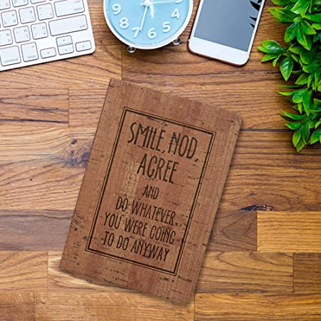 Doodle Born a Rebel Executive Soft Bound,200 Ruled Pages, 80 GSM, 5.5 x 4 Inches Notebook Diaries at amazon
