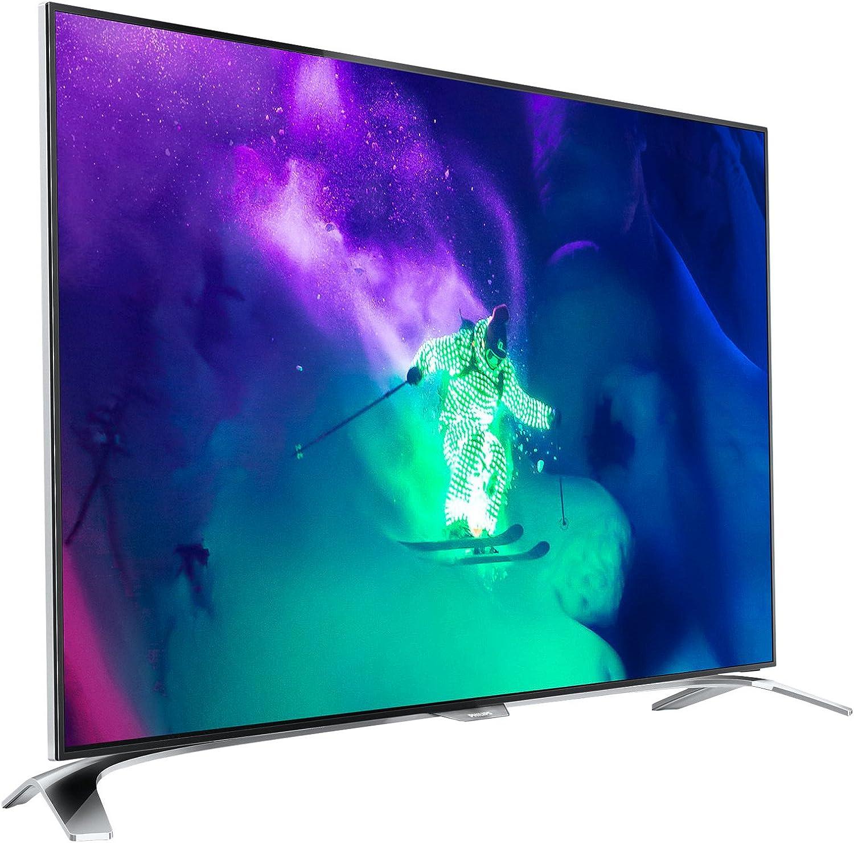 Philips 9100 series - Televisor (con tecnología Android(TM), 4K Ultra HD, 802.11n, Android, A+, 16:9, Negro): Amazon.es: Electrónica