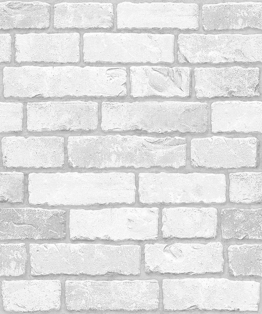 まとめ買い レンガ調 はがせるシール壁紙 ブリック アンティークホワイトブリック 30mパック 道具付きセット Hwp B0739s5pwd アンティークホワイトブリック 26 Hwp 30mパック 道具付きセット 賃貸もdiy Sheet Hyundae 50cm幅 おしゃれな壁紙 壁紙