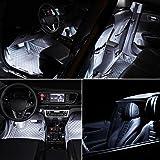 Linkstyle 60LEDs 12V Van Interior Light Kits Car