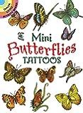 Mini Butterflies Tattoos (Dover Tattoos)