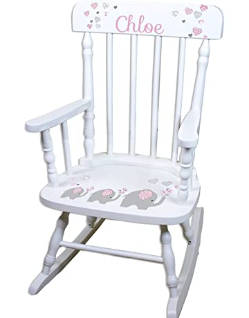 Fantastic Kids Rocking Chairs Amazon Com Machost Co Dining Chair Design Ideas Machostcouk
