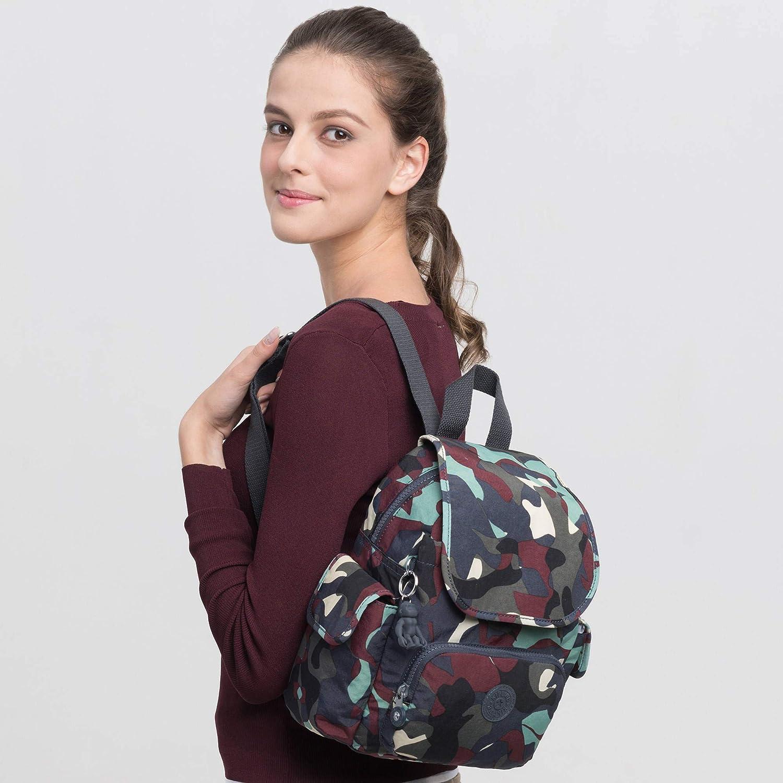 Kipling Citypack XS - Mochila para mujer, (Camuflaje L), Talla única: Amazon.es: Zapatos y complementos