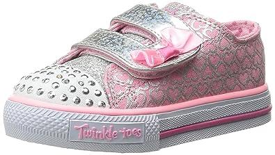 Skechers Shuffles Sweet Steps Mädchen Sneakers