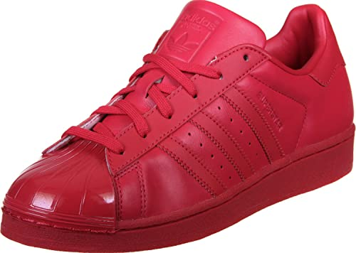 adidas Superstar Glossy Toe, Chaussures de Basketball Femme