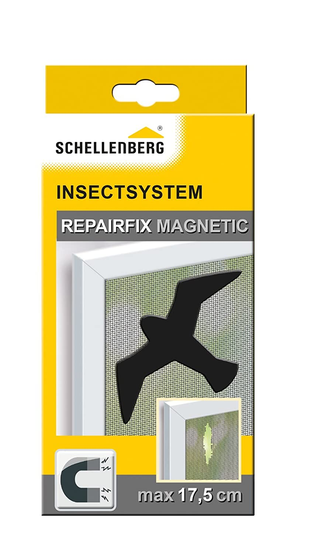 Fenster T/ür Patch Reparatur Set,Fliegengitter Reparatur Set stark Selbstklebend Glasfaser Reparatur klebeband,f/ür Fenster T/ür Loch von Insektenschutz Magnet Fliegenvorhang,5x200cm