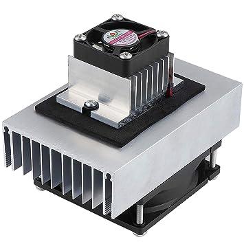 ESUMIC DC 12V DIY termoeléctrico Peltier Sistema de refrigeración ...