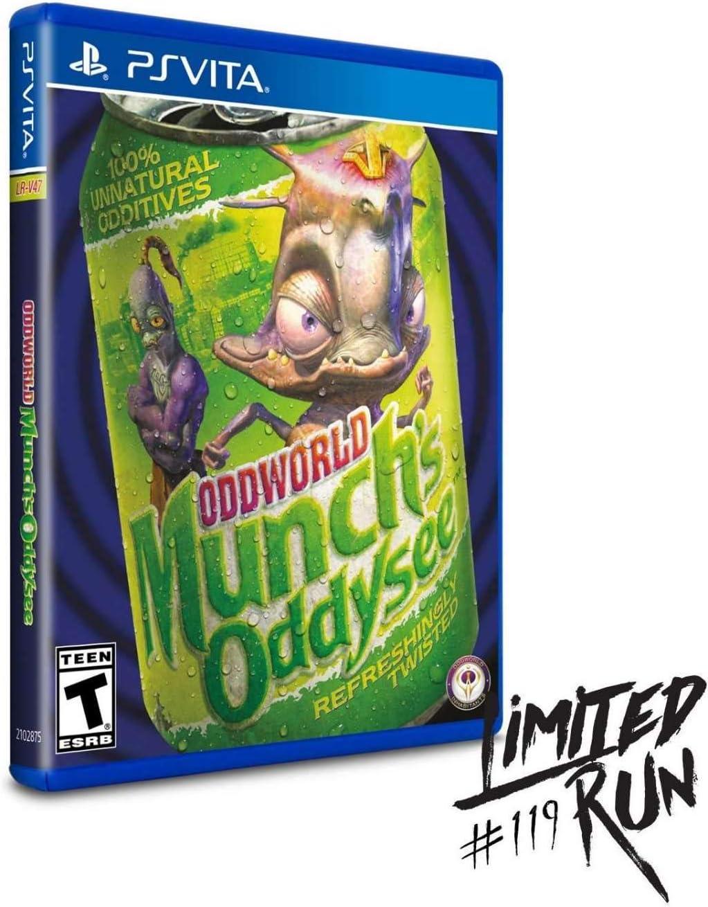 Oddworld: Munchs Oddysee (Xbox)