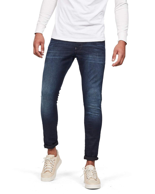 TALLA 32W / 32L. G-Star Raw Revend Skinny Jeans para Hombre